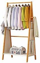 Kleiderständer aus Bambusbekleidung