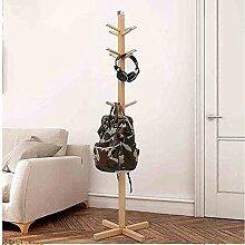 Kleiderständer Garderobe Kleidung Bambusmöbel