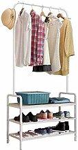 Kleiderständer Kleiderbügel Stock Schlafzimmer