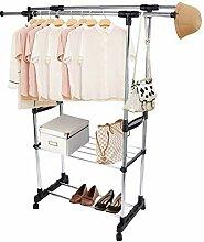 Kleiderständer Kleiderschrank mit 2
