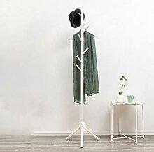 Kleiderständer, Massivholzkleiderständer,