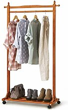 Kleiderständer mit Schuhregal Kleiderbügel