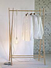 Kleiderständer Tra-Ra Zilio A&C beige, Designer