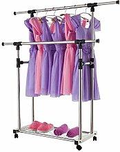 Kleiderständer Versenkbarer Wäscheständer