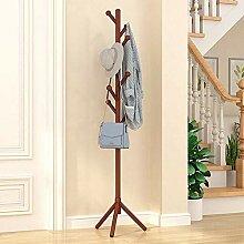 KleiderständerCoat Rack freistehend aus Holz