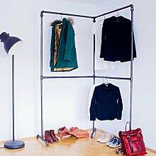 Kleiderstange im Industrie Design| EMILY | Stabile