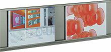 Klein & More Q-Up A4Q - Präsentytionssystem inkl. 3 Rahmen