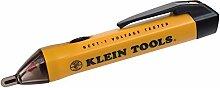 Klein Tools Berührungsloser Spannungsprüfer mit optischer und akustischer Warnfunktion, 50-1000 V AC, Gelb, NCVT-1 Klein Tools