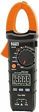 Klein Tools CL310 Digitale Stromzange AC mit automatischer Bereichseinstellung, TRMS, Schwarz/Orange