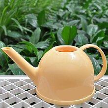 Kleine Flasche Bewässerung Garten-Bewässerung Töpfen Orange