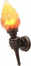 Kleine Glühbirne, Kreative Taschenlampe Hand