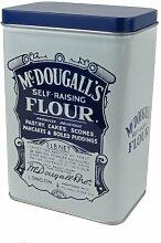 Kleine McDougall 's Mehl Dose selbst Raising
