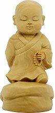Kleine Mönch Statue, Kleine Mönch
