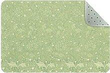 Kleine Teppiche Geblümte Küchenteppiche Teppich,