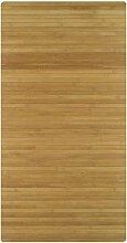 Kleine Wolke 5043202207 Holzmatte Bambus, 50 x 80