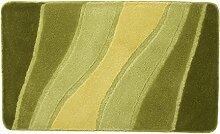 Kleine Wolke Badteppich Ocean grün 60 x 100 cm