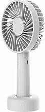 Kleiner Elektrischer Ventilator Mit Tragbarem