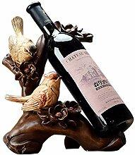 Kleiner Vogel Weinflaschenhalter, Weinregal