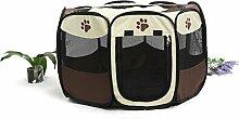 Kleines Bazaar Octagon Käfige für Hunde