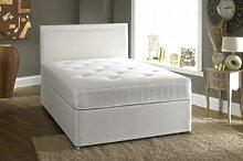 Kleines Doppelbett, 120 cmDivan-Bett,