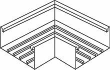 Kleinhuis–Bajo el Winkel BS System lgr BW1058.8concentración ENLACES von niedrigen Winkel der Wand des Rohr