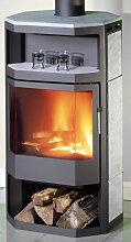 Kleining  Phoenix 8 kW Naturstein Kaminofen Schwedenofen Ofen