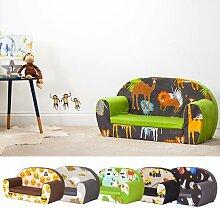 Kleinkind Möbel Schaum Mini Sofa, Erhältlich in 6 Neu Designs - Le-farm