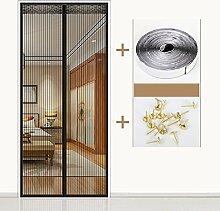 Klett Moskitovorhang Magnetische Bildschirm Tür