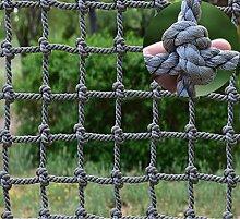 Kletternetz, Baumhaus Tierschutznetz Spielplatz