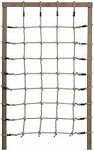 Kletternetz für Rahmen B 125 x H 200 cm ohne Gerüst von Gartenwelt Riegelsberger