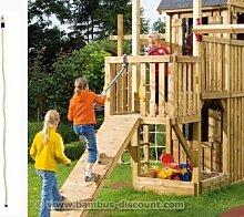 Kletterseil für Spielturm, 210cm - Kinderspielgeräte für Garten, Spielgeräte für Kinder, Spielturm, Spieltürme