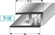 Klick-Abschlussprofil / Abschlussleiste Laminat