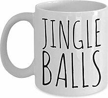 Klingel-Ball-Becher-lustige