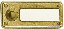 Klingel Klingelplatte oder Haustürschild 4651 mit