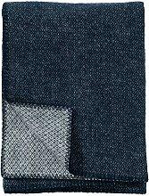 Klippan Premium Peak Wolldecke 130x180 cm