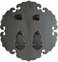 Klopfer,Bronze chinesischen griff Möbelgriff Ming