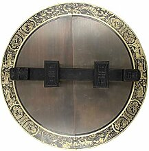 Klopfer,Chinesisch zu behandeln Antike griff Klassische türgriff Hardware zubehör türstopper Möbelgriffe Kabinett stulp-C