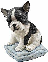KLP Terrier Jack Russel Hund Deko Garten Tier Figur Skulptur