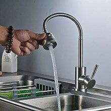 KLYBFN&N Küchenhahn Einzigen Handgriff Universal