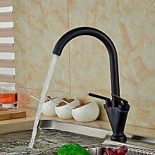 KLYBFN&N Moderne Schwenkauslauf Küchenarmatur