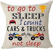 KLYDH to Go to Sleep I Count Cars Trucks Not Sleep