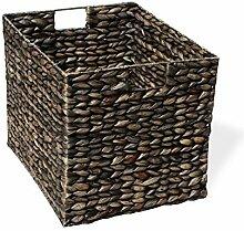 KMH, Große Korb-Box aus geflochtener