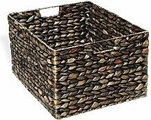KMH, Kleine Korb-Box Hugo aus geflochtener