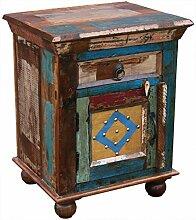 KMH®, Nachttisch Phoenix im Shabby Chic/Vintage