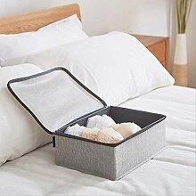 KMLX Unterwäsche-Aufbewahrungsbox Unterwäsche