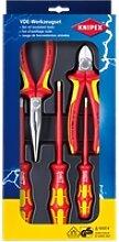 KN 00 20 13 - Werkzeugsatz, VDE, Zangen,