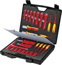 KN 98 99 12 - Werkzeugsatz, VDE, Werkzeugkoffer,
