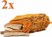 Knackholz (Brennholz) 2x 11 kg