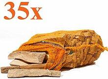 Knackholz (Brennholz) 35x 11 kg