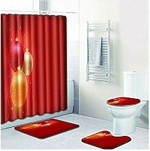 Knbob Badezimmer Teppich 6 Teilig Ei Stil 31 Wc